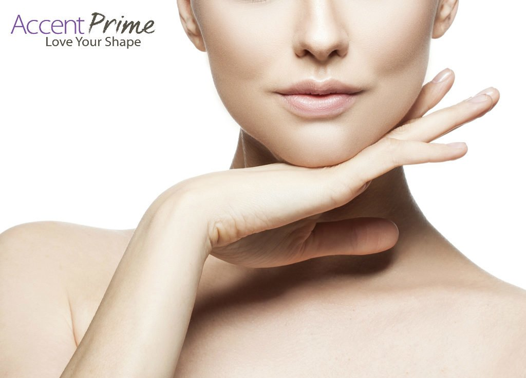 renove double chin with face contouring