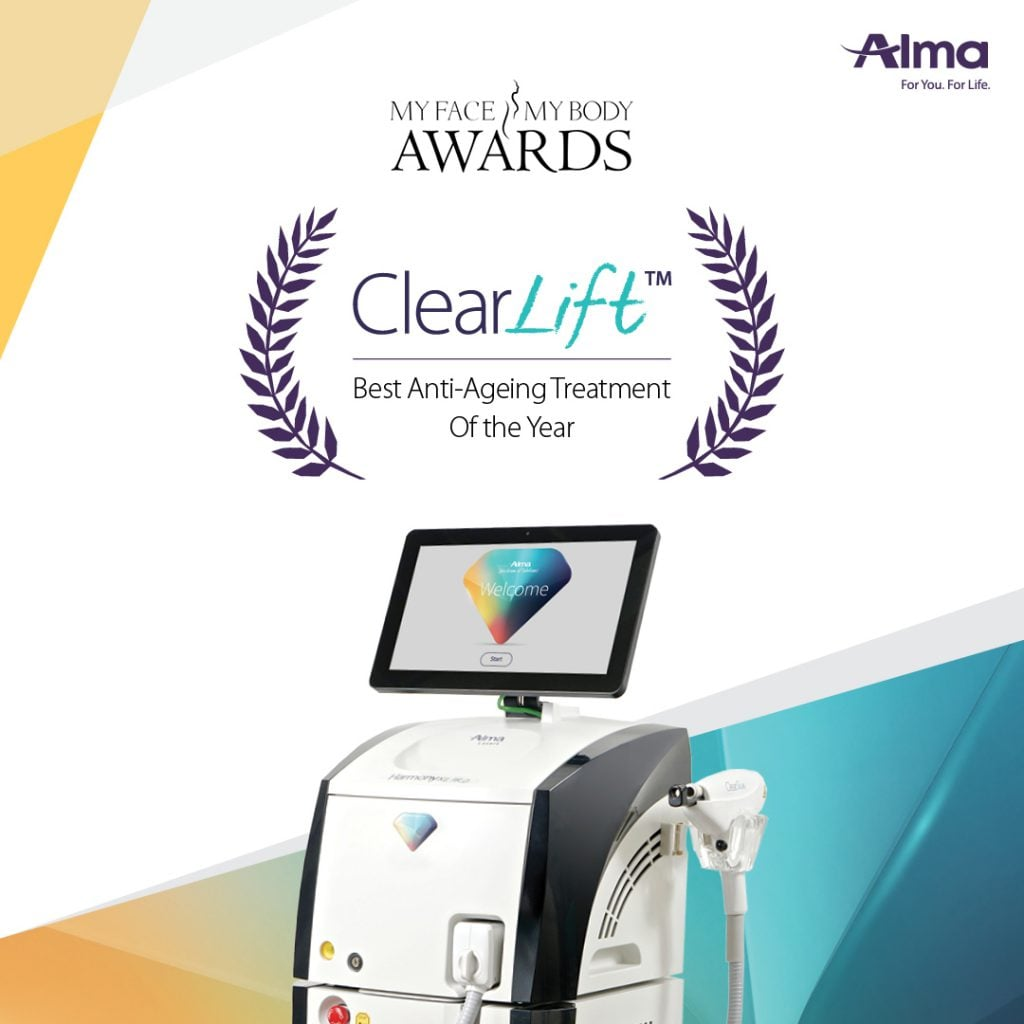 ClearLift | The winner of aesthetic awards