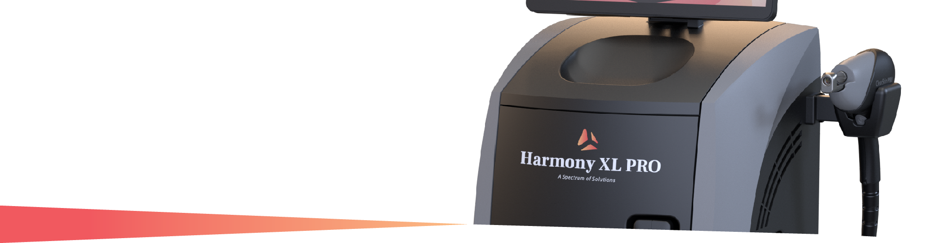 Harmony XL PRO SE desktop header